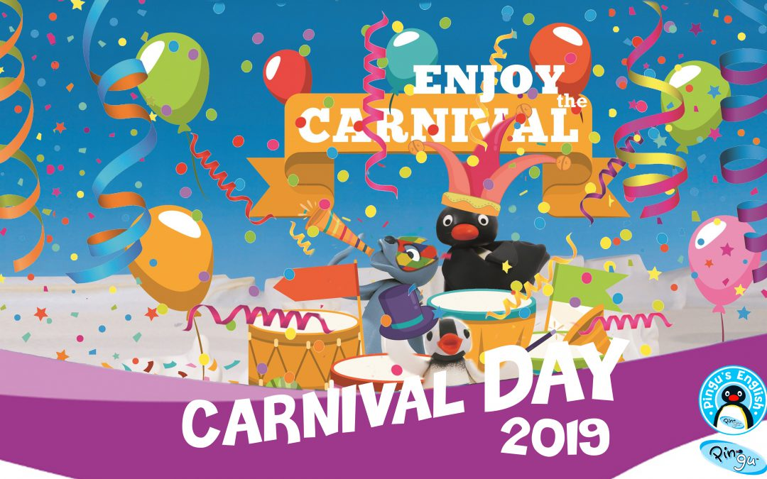 PINGU'S ENGLISH – CARNIVAL DAY