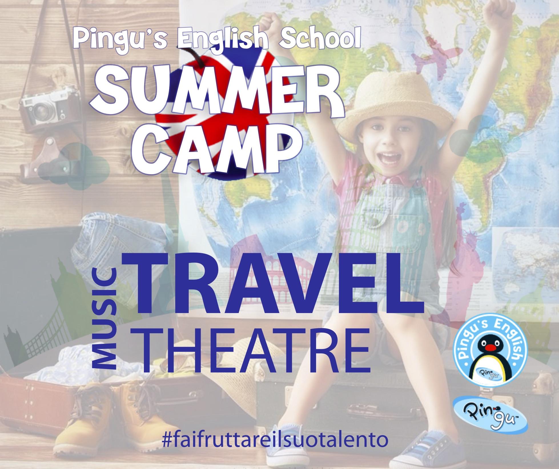 A Modo Mio Melzo summer camp 2019 #faifruttareilsuotalento - pingu's english
