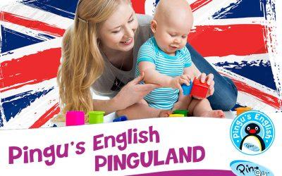"Pingu's English School : ""PINGULAND"""